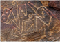 Ancient Native American Petroglyphs