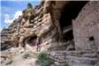 Cliff Dwellings visitors