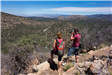 hiking the Gila Wilderness
