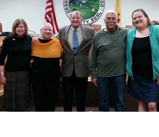 The 2018 Silver City Town Council