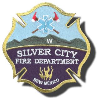 Silver City Fire Department Patch